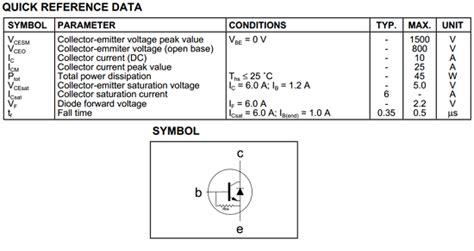 Datasheet Budf Philips Electronics Pdf File