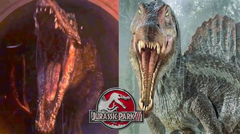 baryonyx  supposed    jurassic park  jwfk