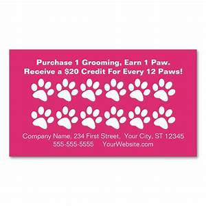 Loyalty Punch Cards 1570 Best Customer Loyalty Card ...