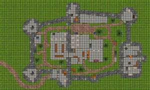 Dungeons and Dragons Printable Maps