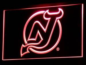 NHL LED Neon Signs