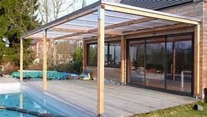 Toit Pergola Bois : pergola aluminium toit polycarbonate polycarbonate pergola alu penmie bee polycarbonate ~ Dode.kayakingforconservation.com Idées de Décoration