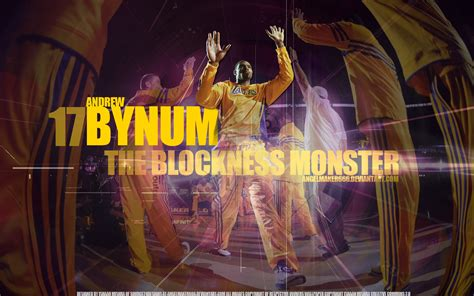 Andrew Bynum Wallpaper By Ishaanmishra On Deviantart