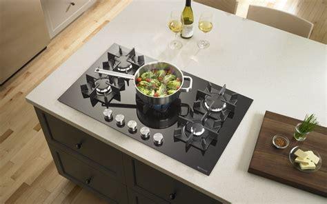 jgceb jenn air  gas cooktop black floating glass