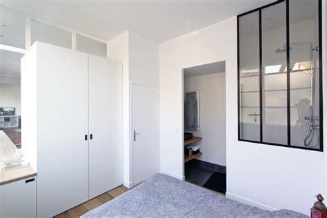 salle d eau dans chambre loft de 110 m