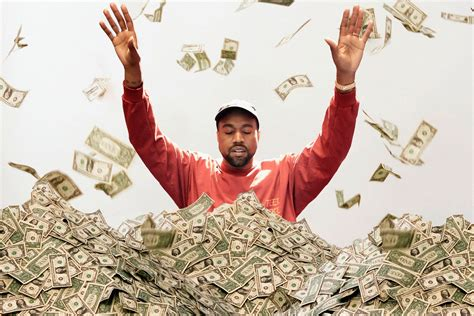 Kanye West becomes the richest Black man in United states ...