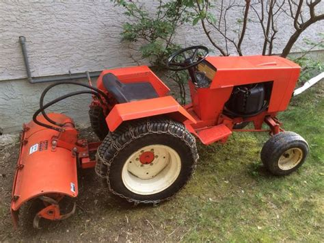 used garden tractors used garden tractor attachments images