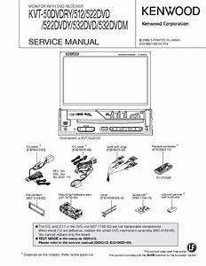 Kenwood Kvt 516 Wiring Diagram