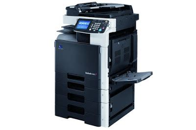 If you don't have those drivers, then you should install the latest konica. Konica Minolta Bizhub C203 Driver Downloads