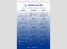 Calendário Lunar 2016 Astrocentro Blog