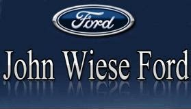 Wiese Ford by Wiese Ford 180 Total Results Keepitlocal Autos