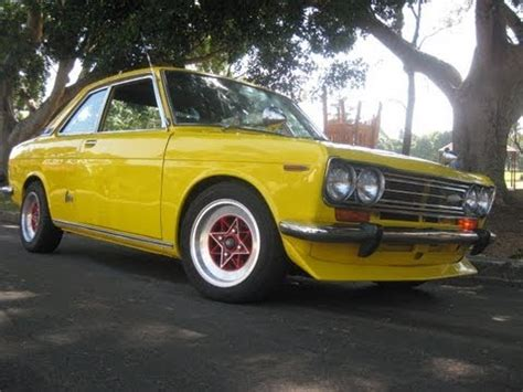Datsun 510 Bluebird For Sale by 1800 Sss Datsun 510 Bluebird Coupe For Sale Www
