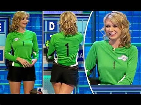 Rachel Riley Thrills Countdown Fans As She Presents Show In Seriously Sexy Football Kit Youtube