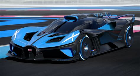 The chiron is the most powerful, fastest and exclusive production super sports car in bugatti's brand history. 1,824 HP Bugatti Bolide Track Monster Is The Chiron's Wet Dream | Carscoops