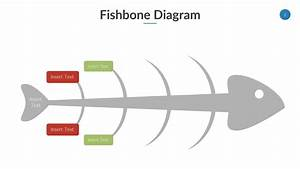 Fishbone Diagram Keynote