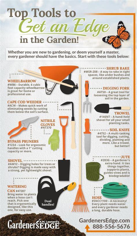 gardening tools ideas  pinterest garden tools