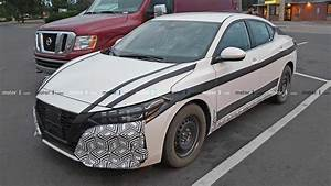 2021 Nissan Sentra Spied Wearing Little Camo  Unconcealed