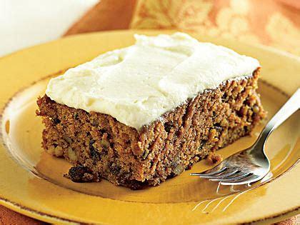 applesauce cake  cream cheese recipe myrecipes