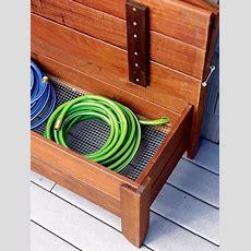 25+ Best Ideas About Garden Hose Storage On Pinterest