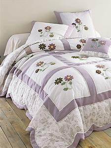 Couvre Lit Patchwork : carre d 39 azur couvre lit patchwork mixte adulte ebay ~ Teatrodelosmanantiales.com Idées de Décoration