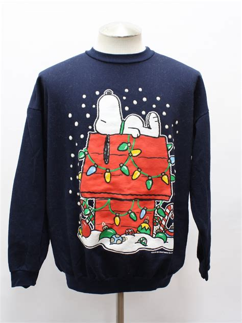 snoopy sweater peanuts sweater related keywords suggestions peanuts