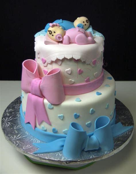 gateau de naissance idees pour baby shower pinterest