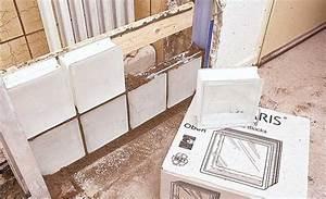 Glasbausteine Für Dusche : dusche mit glasbausteinen bauen raum und m beldesign ~ Michelbontemps.com Haus und Dekorationen