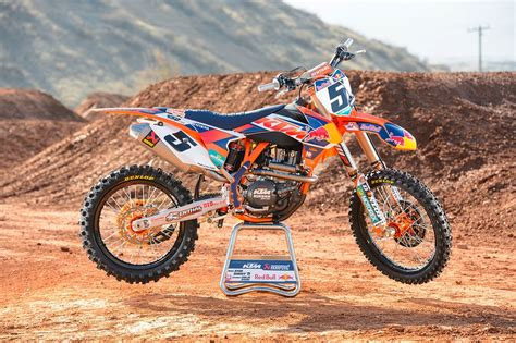 motocross racing 2014 racing caf 232 ktm sx f factory edition red bull factory