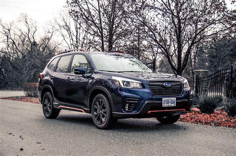 Subaru Sport 2019 by Review 2019 Subaru Forester Sport Car