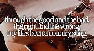 Pics For > Country Music Lyrics Quotes Tumblr