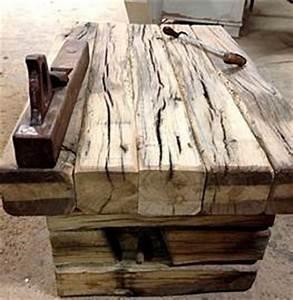 Holzmöbel Selber Bauen : holzlaterne deko aus alten balken historische baustoffe resandes ~ Orissabook.com Haus und Dekorationen