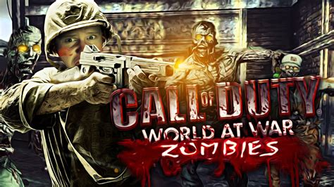 waw zombies duty call map