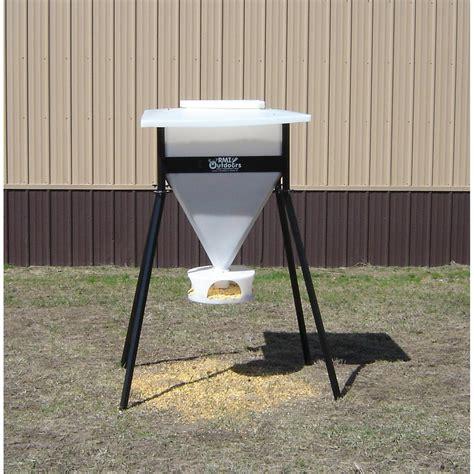 rmi outdoors deer lux feeder 124524 feeders at