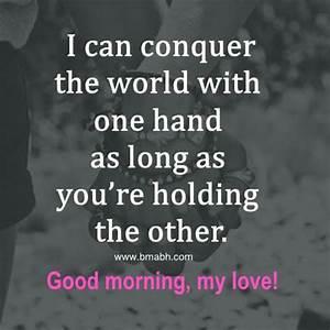 Terrific Good Morning Love Quotes | Picsmine