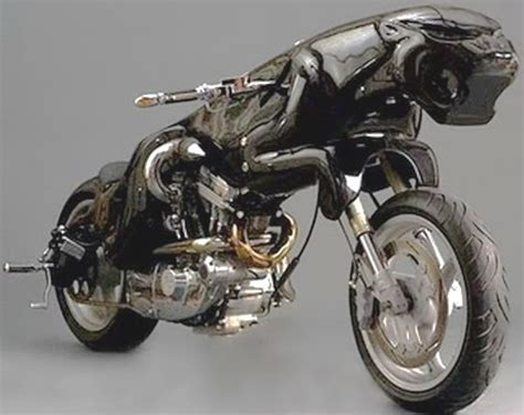 Honda Motorcycle Tiger Modifications Such As Jaguar