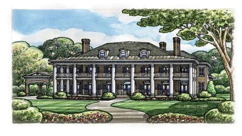 plantation home designs plantation style house plans colonial plantation house