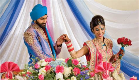 traditional sikh wedding  kitchener ontario
