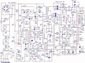 Viewsonic N2011 20 Inch Lcd Tv  U2013 Circuit Diagram