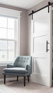 How To Build A Modern Barn Door  U00bb Keys To Inspiration