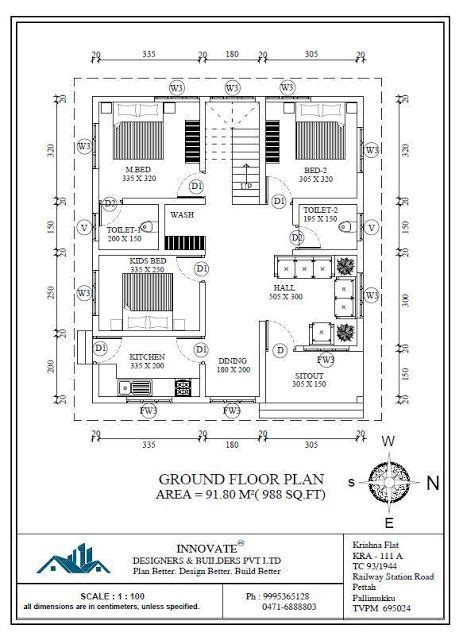 latest  cost  sqft kerala house design   plan budget  bedroom kerala home plans
