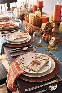 Thanksgiving, Table, Decorations, Archives