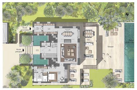 logiciel gratuit de cuisine plan d une villa de luxe maison moderne