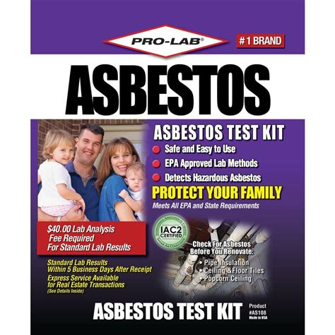pro lab asbestos test kit shop    shopping