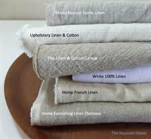 best fabric for sofa slipcovers best linen fabrics for slipcovers the slipcover maker