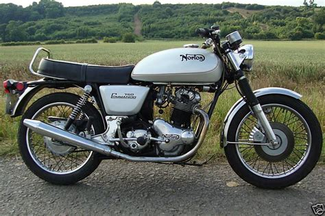 Norton Commando Gallery