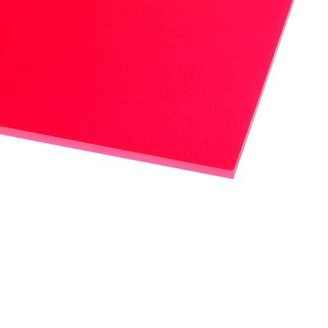 neon bureau panneau plexiglas transparent réactif aux uv 500 x