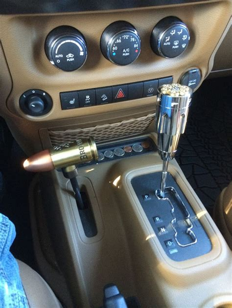bullet shifter knobs    jeep wrangler cool stuff