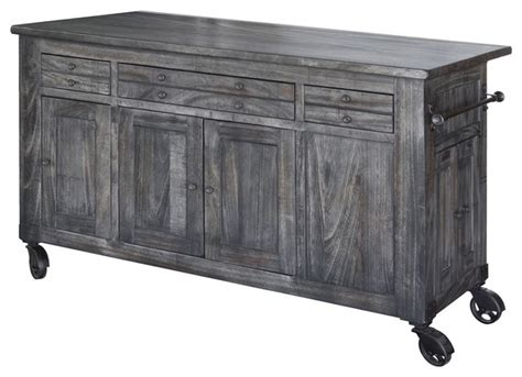 juno solid wood kitchen island industrial kitchen