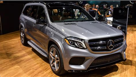 mercedes jeep 2018 2018 mercedes benz gls release date and price mercedes