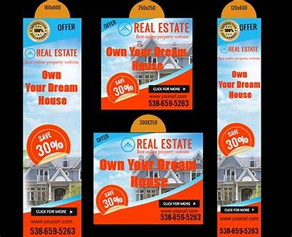 Ad Estate Banners Banner Sample Template Examples